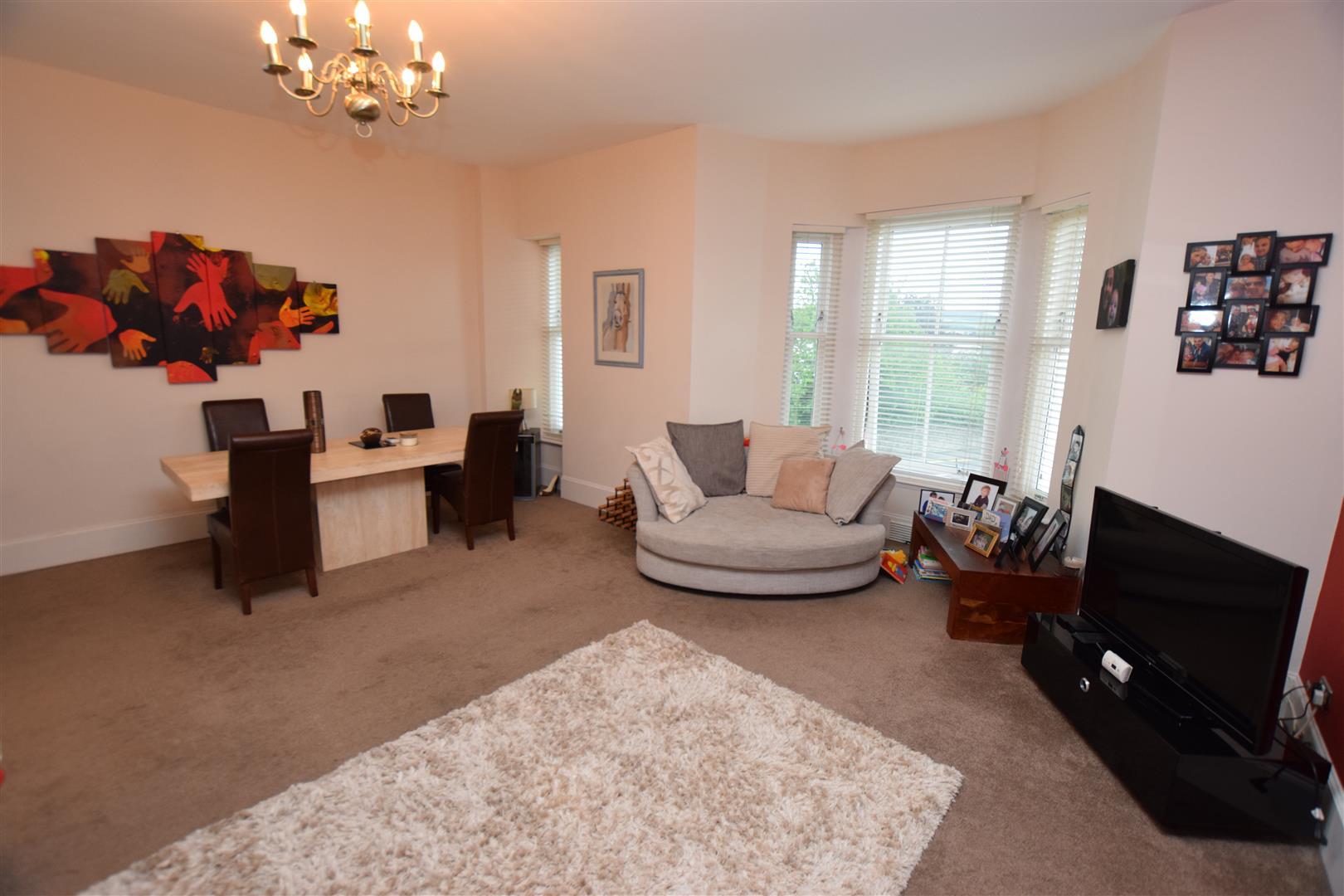 Flat 1, 3, Queen Street, Perth, Perthshire, PH2 0EQ, UK